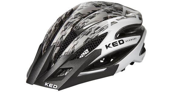 KED Wayron PRO - Casque - gris/noir